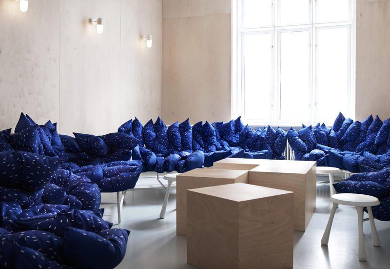 Lampadario Ufficio Ikea : Gli interni degli uffici ikea a malmö