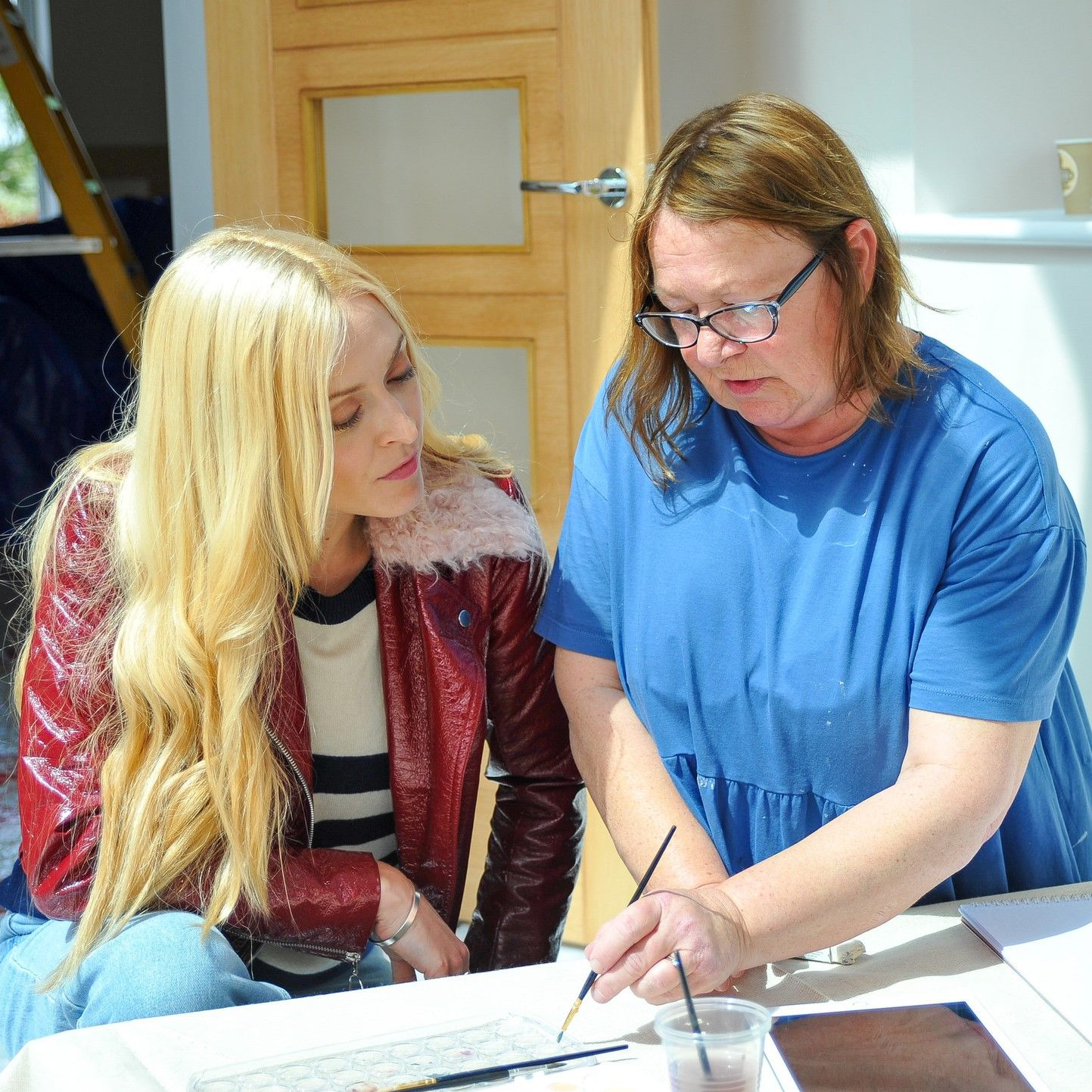 Fearne Cotton dreaded one thing on BBC\u0027s Interior Design Masters