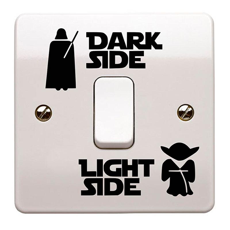 interruptor luz star wars