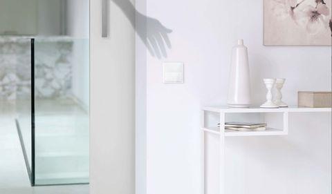 Dispositivo para el hogar serie Simon 100, de Simon