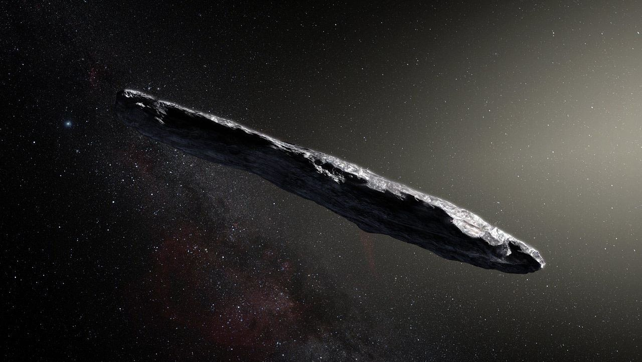 Harvard Scientists Say That 'Oumuamua Could Have Been an Alien Probe