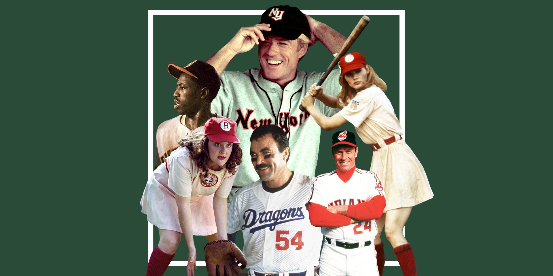 Baseball Movies and Baseball Players, Ranked