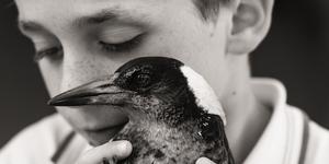 Interview Sam Bloom: 'Dit vogeltje heeft ons gered, niet andersom'