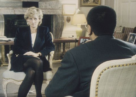 si torna a parlare dell'intervista shock a lady diana nel 1995 con nuove accuse