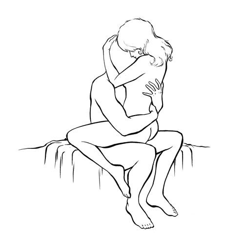 The most intimate sex position