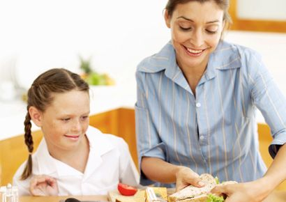healthy snacks for kids and parents