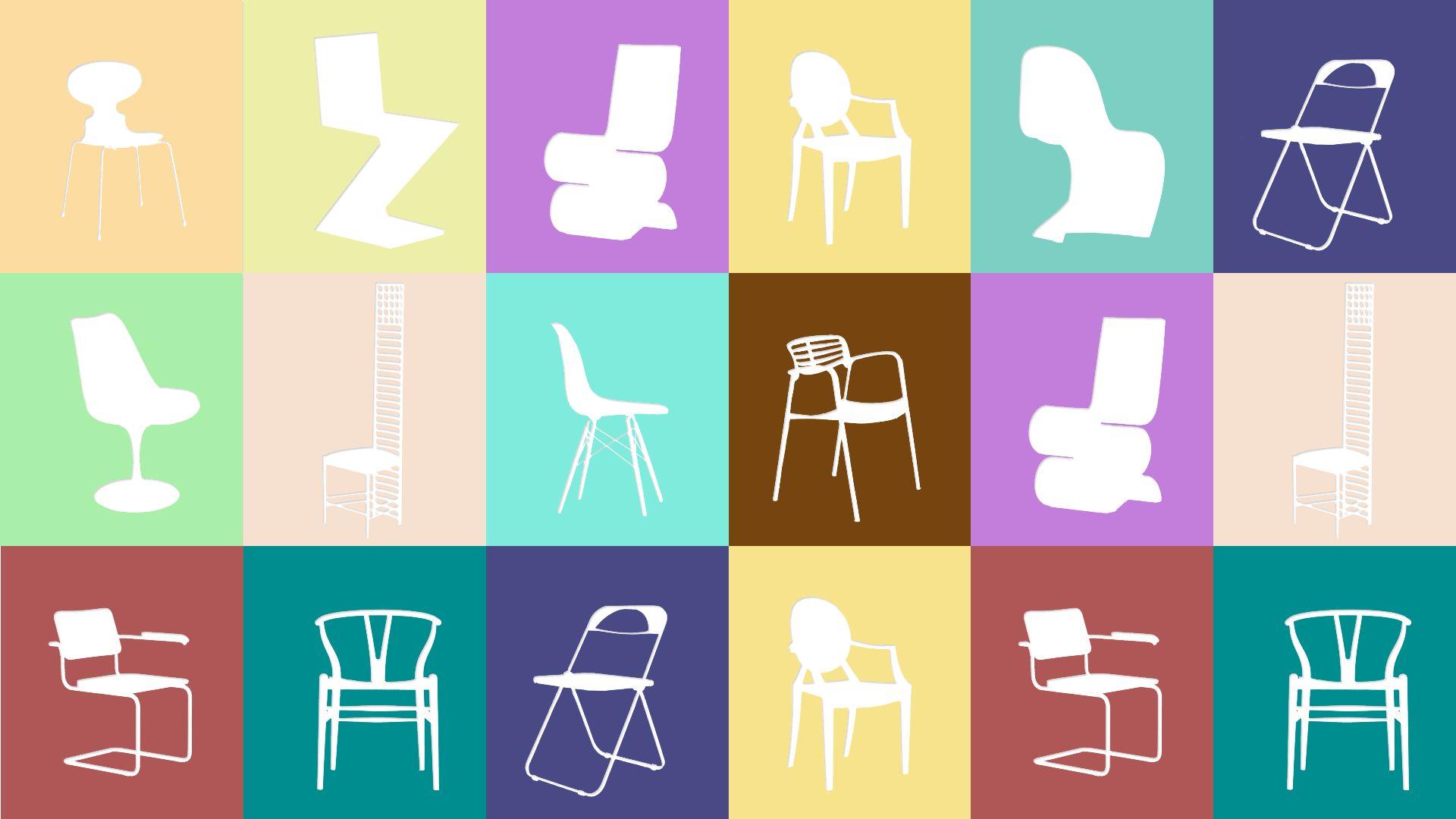 13 mejores imagenes de sillas