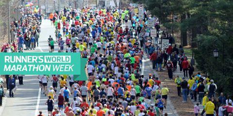 Marathon Week Intro