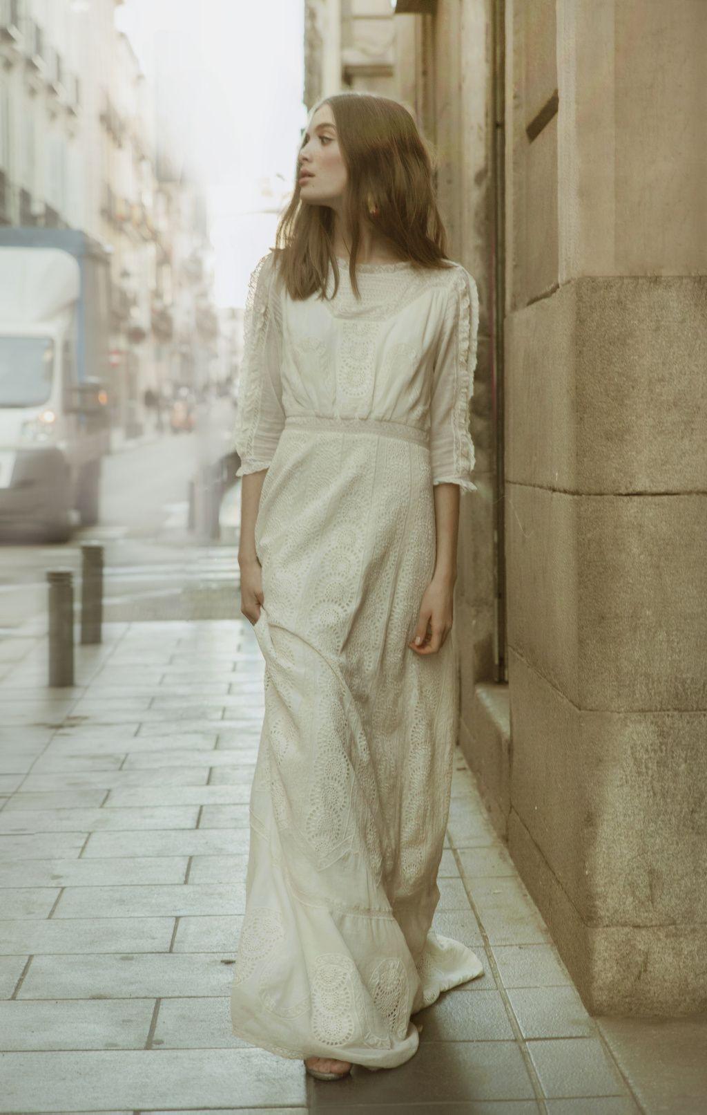 Vestidos de novia de intropia