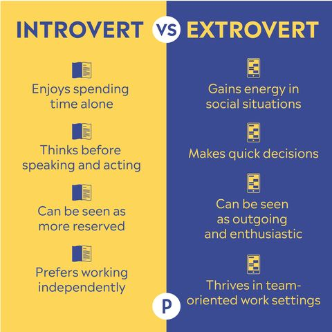 Ambivert: The Personality Type for People Who Are Extroverted Introverts
