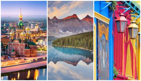 Introvert holiday destinations photo