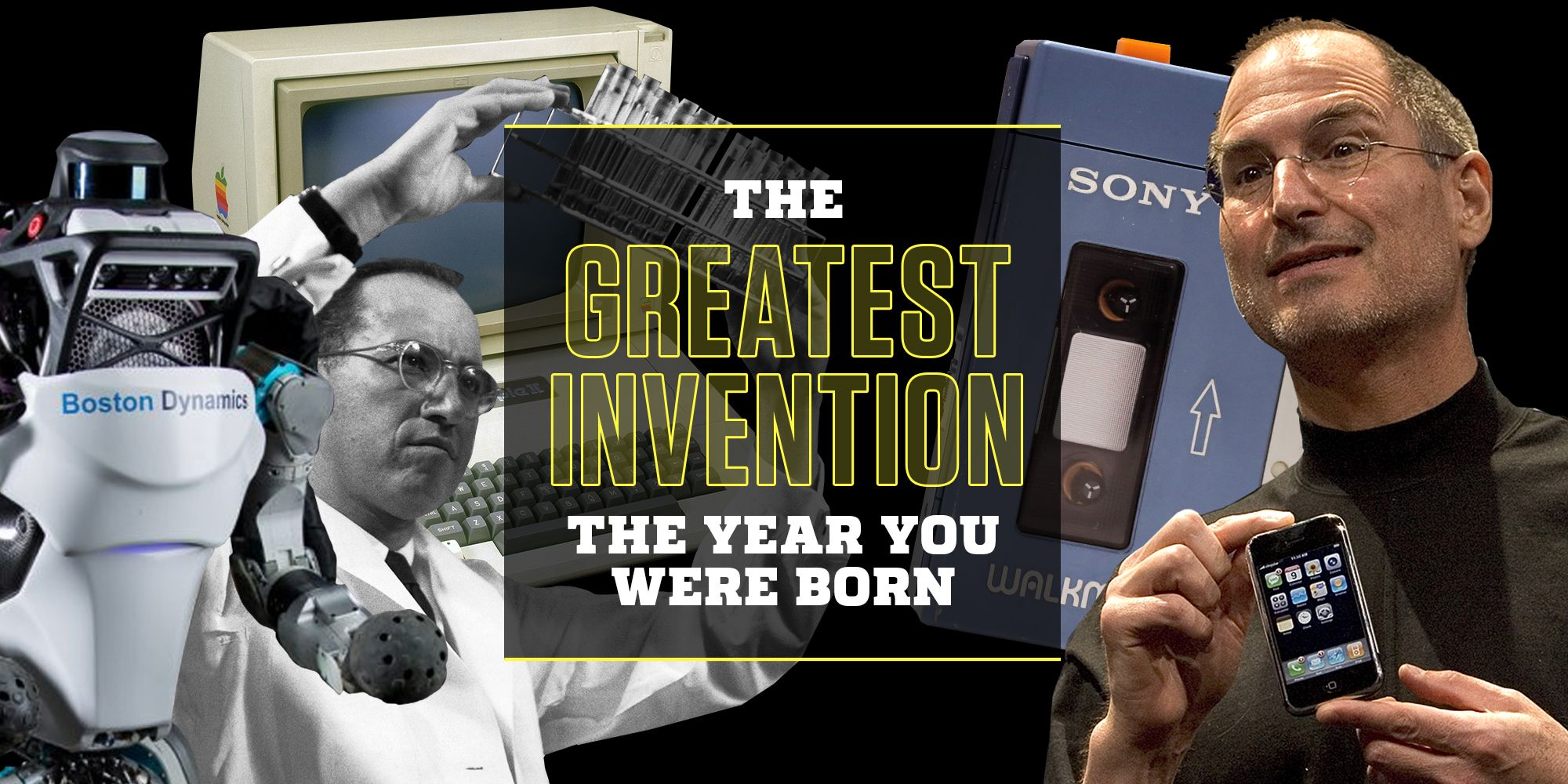 The 65 Best Inventions of the Past 65 Years