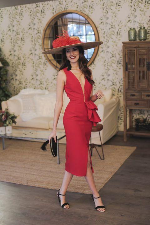 e3aee5e21 La instagramer española con los mejores looks de invitada de boda