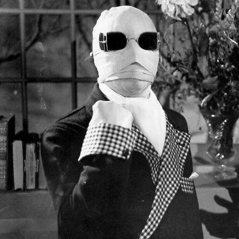 classic horror films invisible man