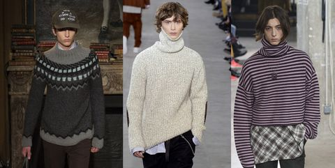 Clothing, Fashion, Shoulder, Neck, Sweater, Outerwear, Winter, Sleeve, Wool, Street fashion,