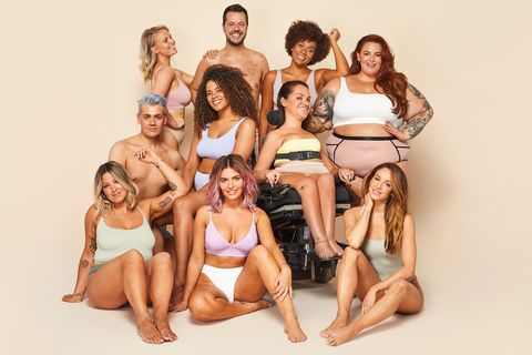 Isle of Paradise body positivity campaign