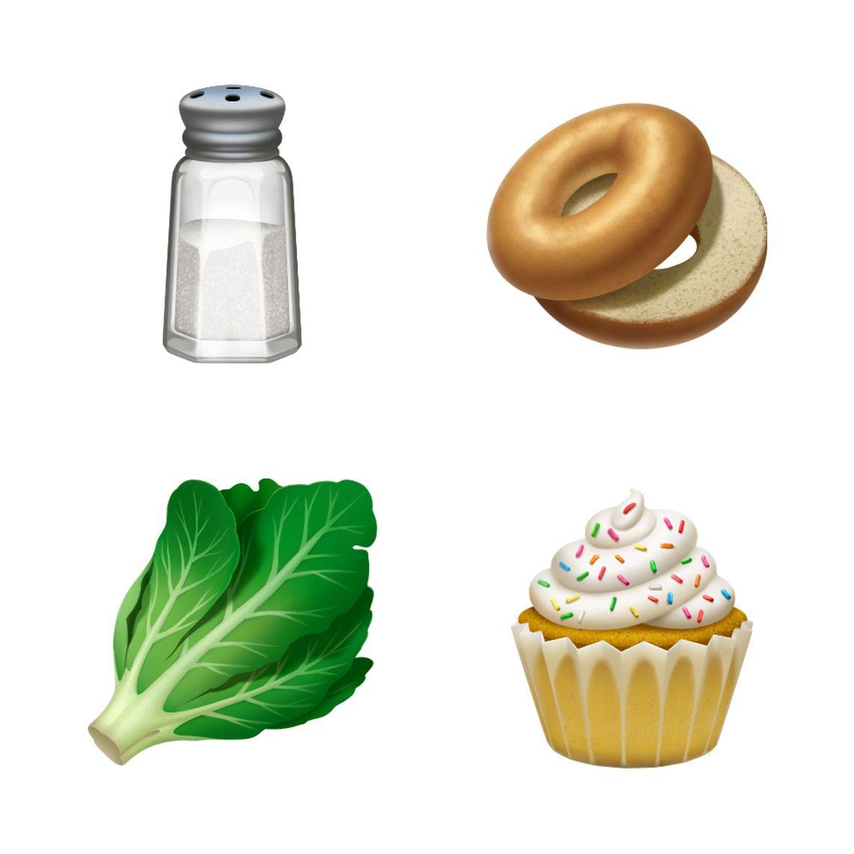 Apple iOS 12.1 Emojis