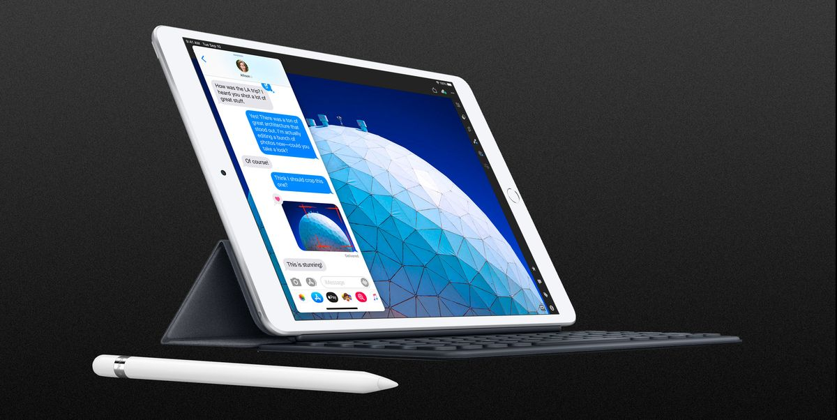 The iPad Air 4 Could Have a Radical Redesign
