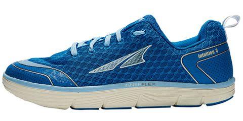 Footwear, Blue, Product, Shoe, White, Sportswear, Athletic shoe, Line, Style, Sneakers,