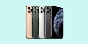 New iPhone 11 in five colours
