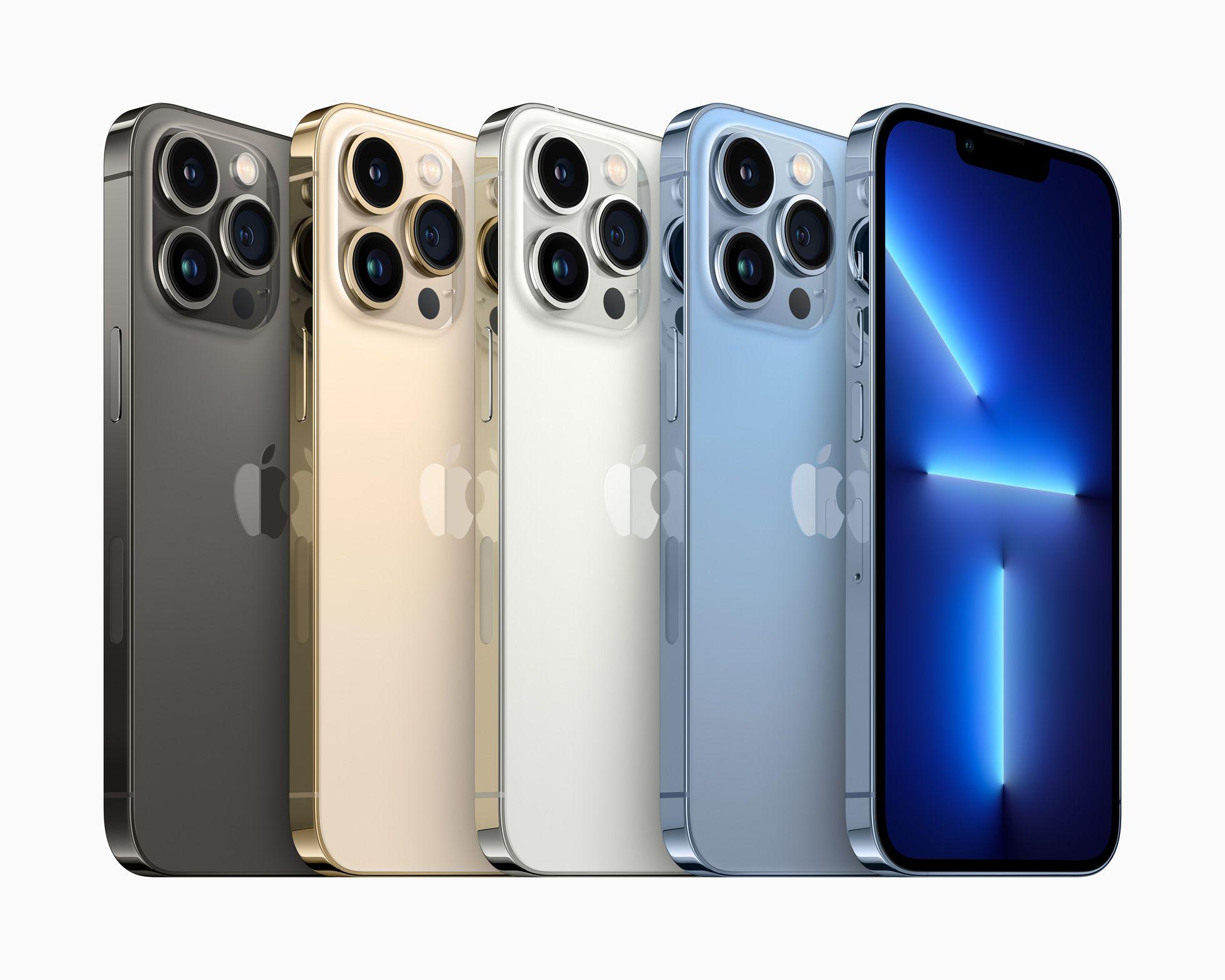 Conozca el nuevo iPhone 13: así son los cuatro nuevos modelos