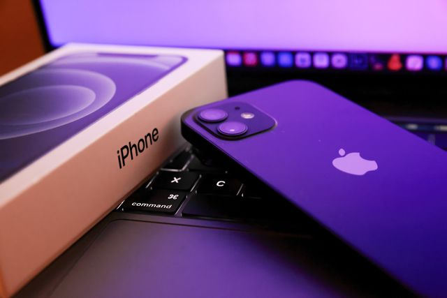 imagen del último modelo de iphone