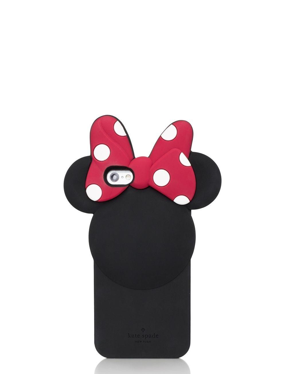 Kate Spade diseña una colección de bolsos de Minnie Mouse