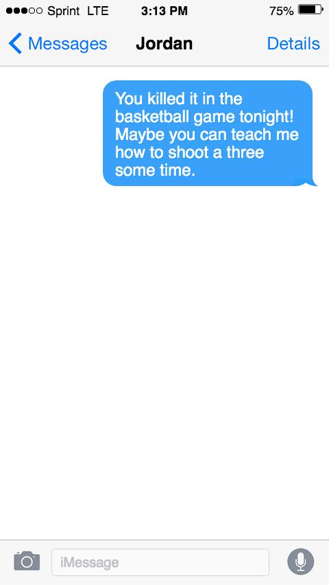 45 Flirty Text Message Ideas Cute Flirty Texts To Send Your Crush