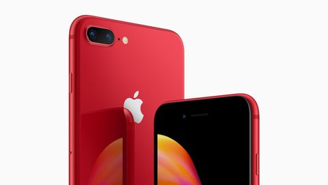 promo code 790b9 45edb The Bright Red iPhone Is Back