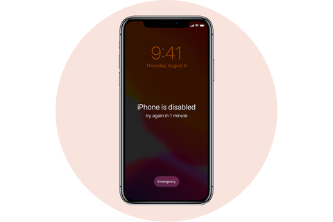 iphone self destruct