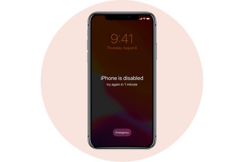 iphone tự hủy