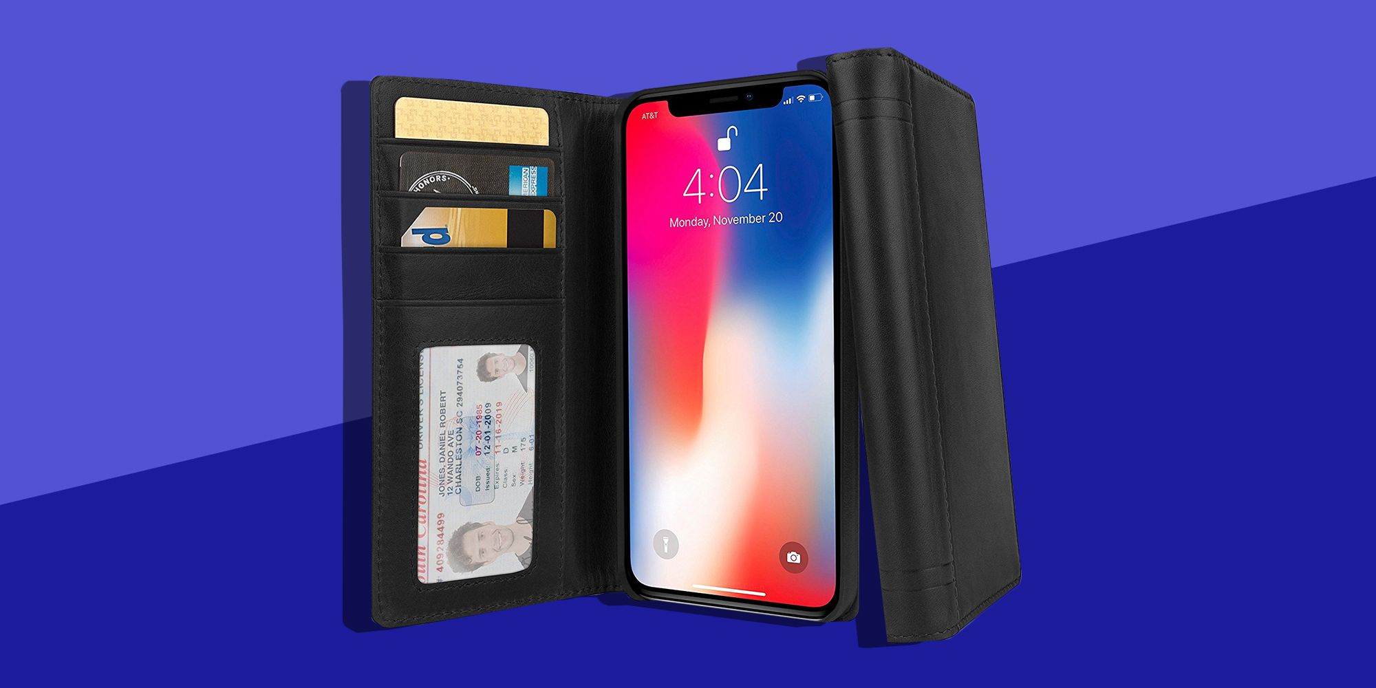 These iPhone Wallet Cases Make It Almost Impossible to Lose Your Credit Card