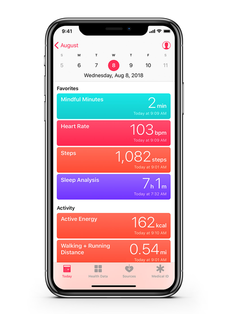 free step counter app for iphone 5