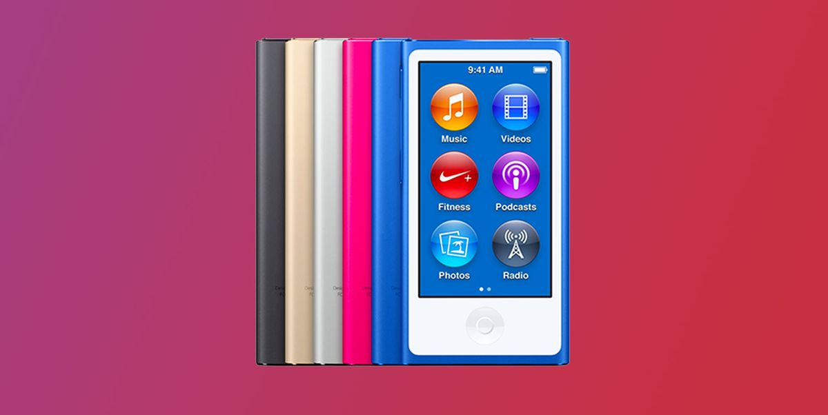 "Apple's Beloved iPod Nano Is Officially ""Vintage."" Here's Why That Matters"