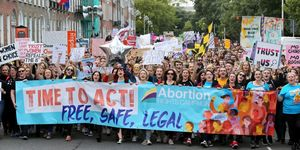 abortion ireland march