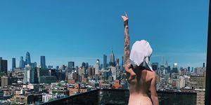 Ireland Baldwin nude photo new york