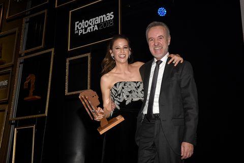 Fotogramas de Plata 2018: Irene Escolar, Mejor Actriz de Teatro