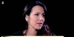 Irene Junquera entrevistada por Carlota Corredera