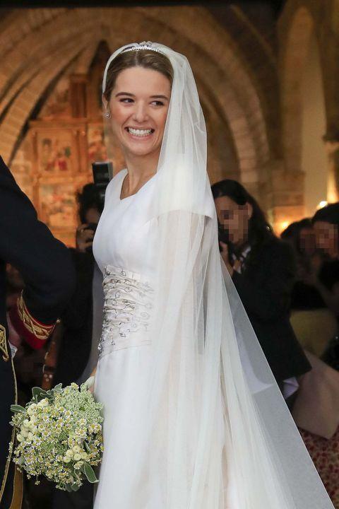 Irene Michevila se casa con Ramón Lladó