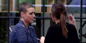 Irene Rosales aconseja a María Jesús Ruiz e intenta hacerle abrir los ojos