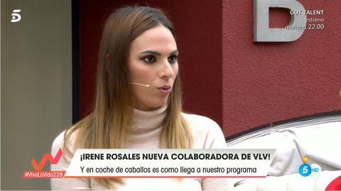 Irene Rosales, Viva la vida, Irene Rosales viva la vida, GH DUO, Kiko Rivera