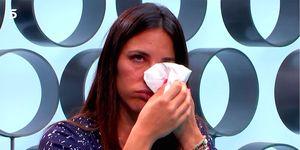 Irene Junquera se derrumba en 'GH VIP 7'