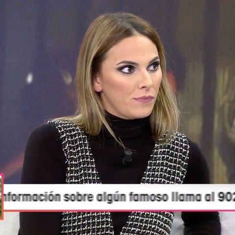 Irene Rosales zanja rumores de crisis con Kiko Rivera en Viva la vida