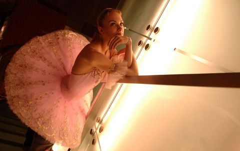 Tiffany - Ballerina photocall - London