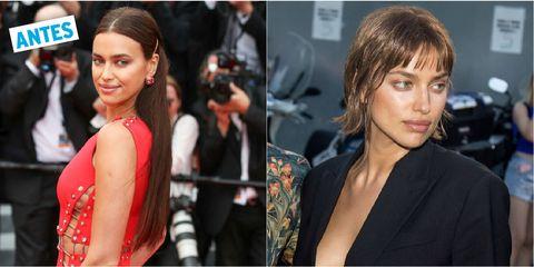 Cambios de pelo de famosas