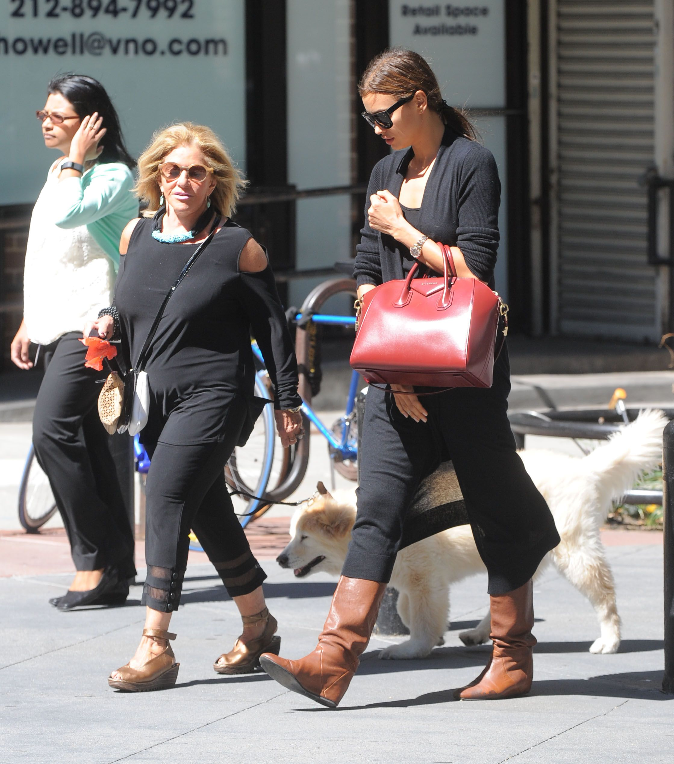 BuzzFoto Celebrity Sightings In New York -  September 14, 2015