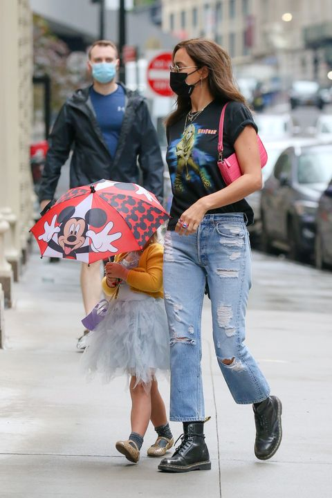 celebrity sightings in new york city   june 3, 2021