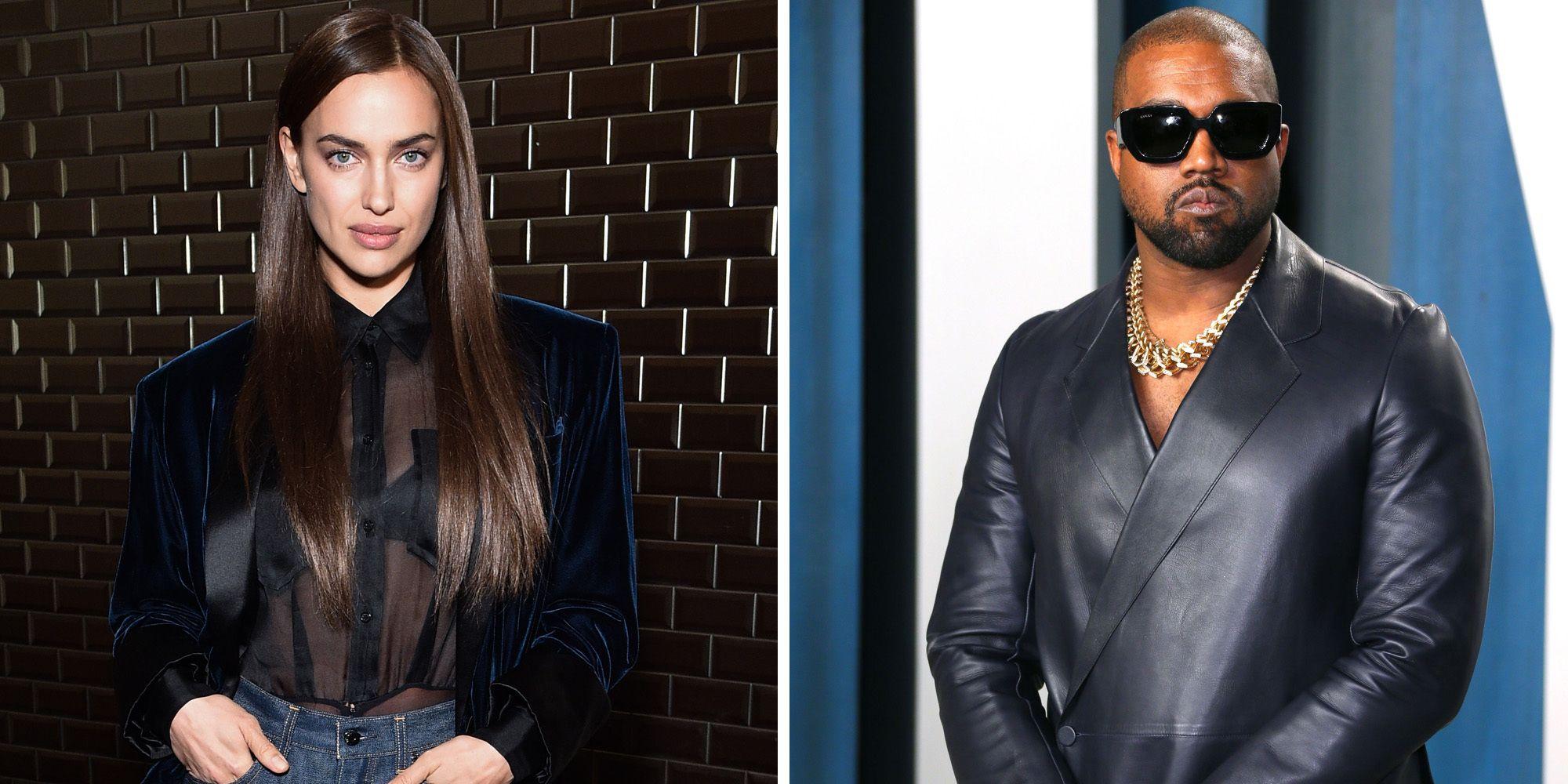 Inside Kanye West and Irina Shayk's Budding Relationship