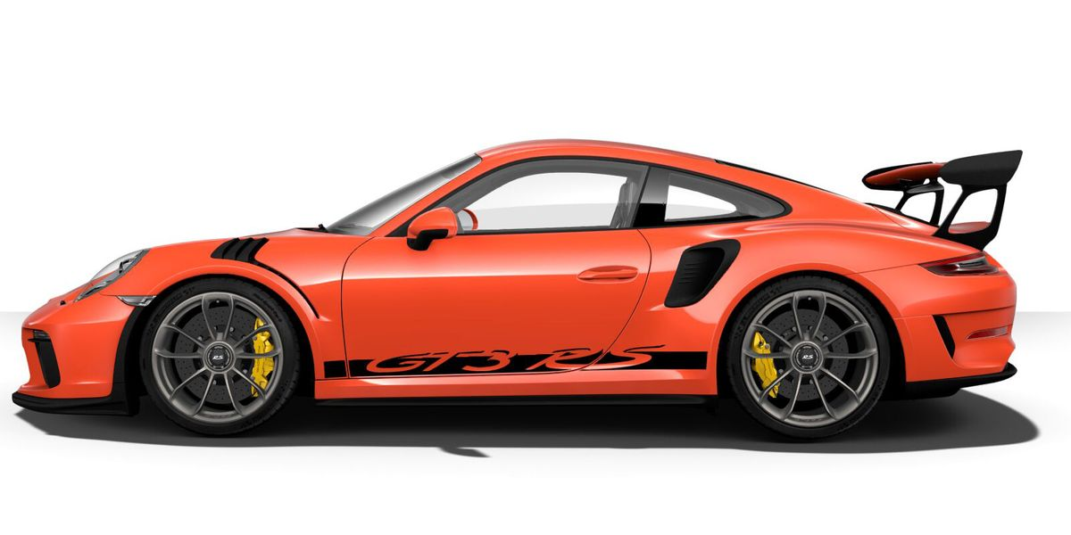 Best Cars Under 100000 >> How Would You Order a Porsche 911 GT3 RS?