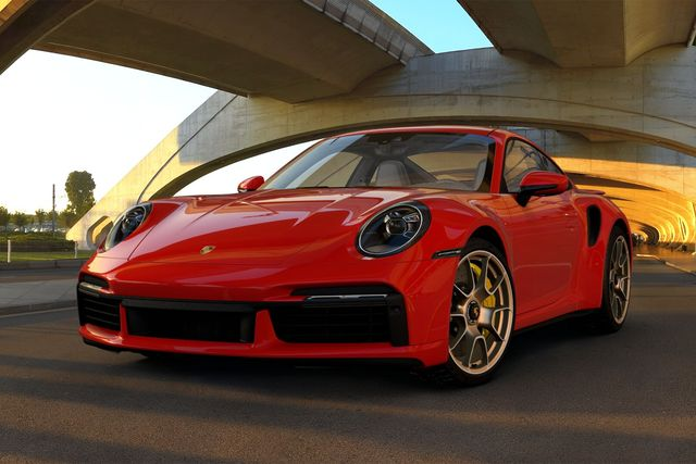 2021 porsche 911 turbo s configurator